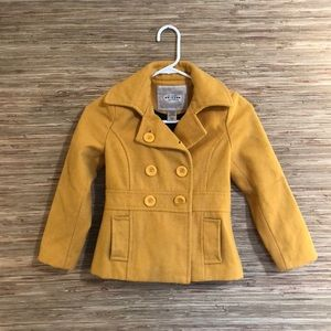 Arizona Jean Co. girls Pea Coat